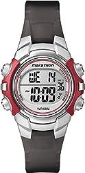 Timex T5K807 Marathon Digital Mid-Size Resin Quartz Sport Women's Watch