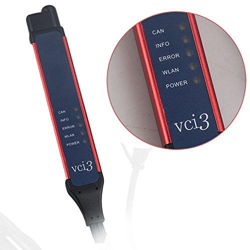 Multi-language V2.31 VCI-3 VCI3 Scanner Wifi Diagnostic Tool For Scania Truck(Support Win7/Win8/Win10)