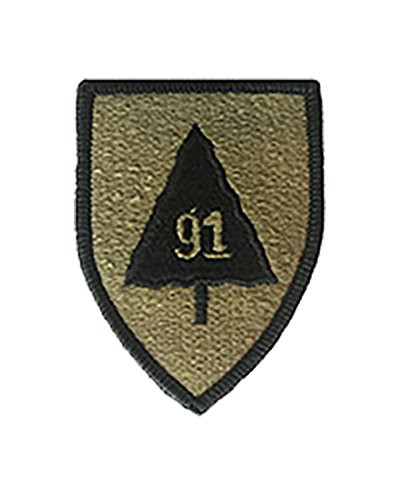 91st Training Division OCP Patch