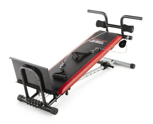 Weider Ultimate Body Works Compact Home Gym