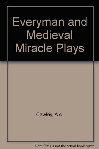 Everyman+Medieval Miracle Plays