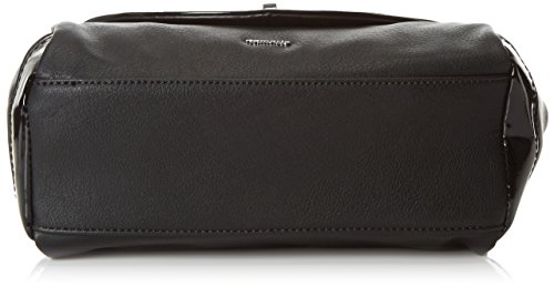 TamarisJAYA Handbag - Bolsa de Asa Superior Mujer Schwarz (black comb)