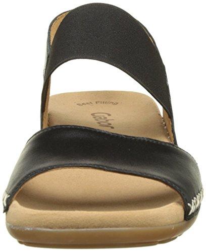 Gabor Women's Fashion Open-Toe Sandals Black (Schwarz 27) buy cheap cheap cheap sale for cheap cheap sale supply sale best seller discount perfect iwvqW