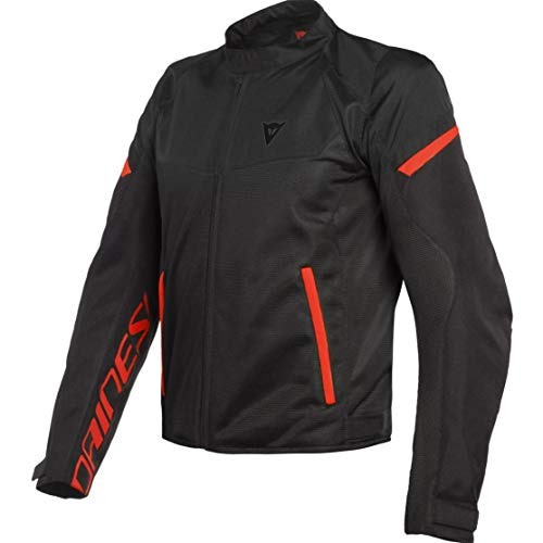 Dainese Bora Air Jacket - Black/Fluo Red (Euro 50 / for sale  Delivered anywhere in USA