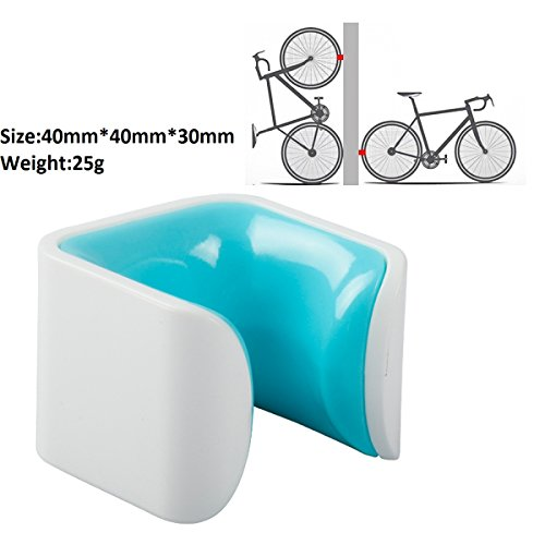 Bicycle Parking Rack Stand Storage on Wall/Floor for Road Bike and Fixed Gear,Small and Creative,Save Space (Bicycle Amp)