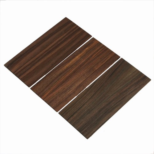 UPC 608801568219, 3pcs Beautiful Guitar Head Veneer Rosewood