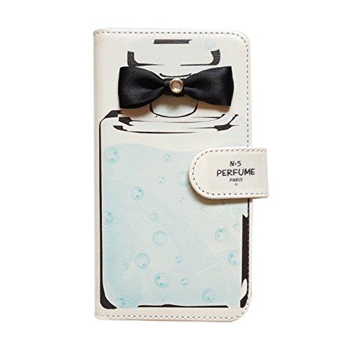 Bottle Edp (Galaxy S7 edge (5) flip case Perfume (Blue) Wallet Case Kickstand Slim Fit Heavy Duty Protection Screen Protector Bottle EDT EDP Flower Fragrance Verizon AT&T Sprint T-Mob)