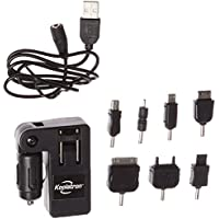Koolatron 402449 Cell Phone AC/DC Charger