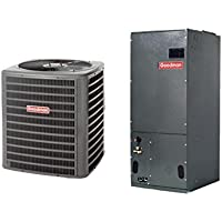 4 Ton 16 Seer Goodman Air Conditioning System - GSX160481 - AVPTC48D14