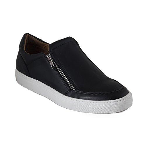 NAE Efe Schwarz - Herren Vegan Sneakers