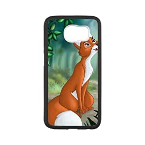 Samsung Galaxy S6 Phone Case White Fox and the Hound 2 MG665448