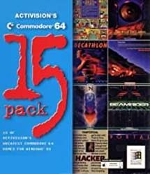 Amazon com: Activision's Commodore 64 15 Pack: Video Games