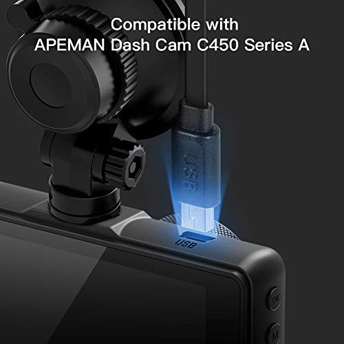 APEMAN Dash Cam Hardwire Kit for Parking Monitoring