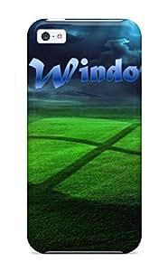 Premium [vHaeDVk4584Ijdfp]amazing Window Xp Grass Strom Case For Iphone 5c- Eco-friendly Packaging