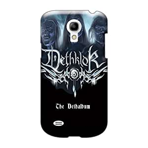 Shock-Absorbing Hard Phone Cover For Samsung Galaxy S4 Mini (syZ24002XySz) Support Personal Customs High Resolution Dethklok Image
