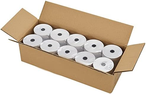 FungLam Thermal Receipt Paper Rolls 3-1/8 x 230ft, 10 rolls