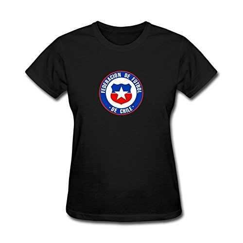 xiuluan-womens-chile-national-mens-football-team-logo-t-shirt-size-l-colorname-short-sleeve