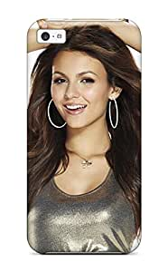 ILUlsyi12654PPYnP Anti-scratch Case Cover CaseyKBrown Protective Victoria Justice Case For Iphone 5c