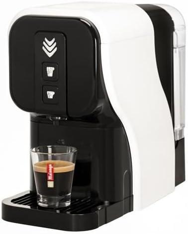 Malongo HR2737/70-Cafetera Expresso EK OH, color negro y blanco ...
