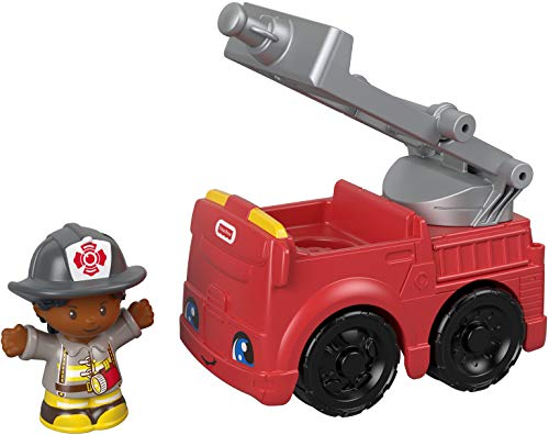 Fisher-Price Little People to The Rescue Fire - Fire Fisher Engine Price