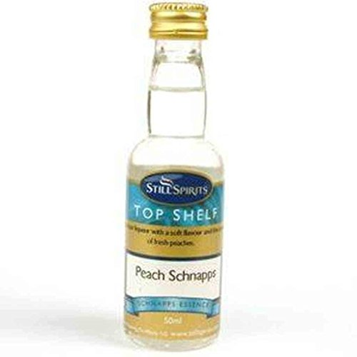 Still Spirits Top Shelf Peach Schnapps Essence Flavours 1.125L