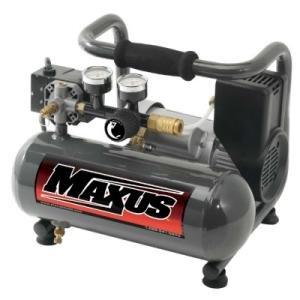 UPC 045564619893, Maxus EX1001 0.5 HP 1-Gallon Oil-Free Air Compressor