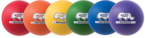 Rhino 6 Foam Inch Skin - Champion Sports All Around Rhino Skin Ball Set