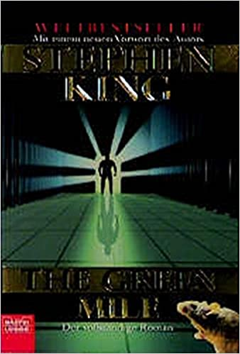 The Green Mile German Edition Stephen King 9783404139583 Amazon