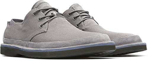Camper Morrys K100088-005 Zapatos de vestir Hombre Gris