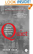 #4: Quiet: The Power of Introverts in a World That Can't Stop Talking