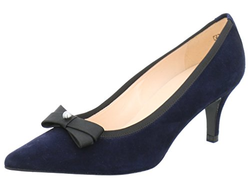 Peter Kaiser Susanne - Zapatos de vestir de Piel para mujer NOTTE - RIPSBAND SCHWARZ