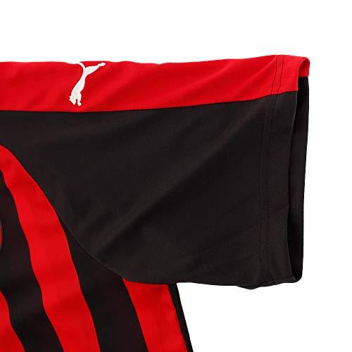 Tango puma 754419 Black Red Homme Maillots Puma gxt41qOx