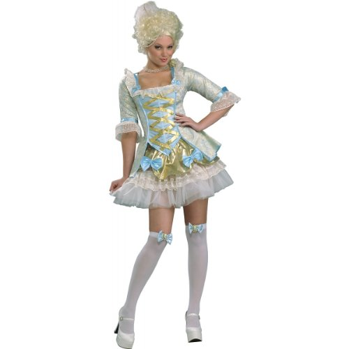 Secret Wishes Women's Lady Of Versailles Adult Costume, Multicolor, Small -