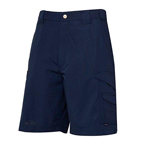 Tru-Spec Men's Shorts, 24-7 Navy 9
