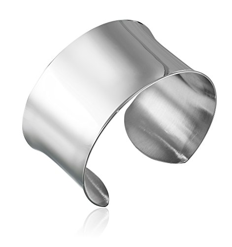 Womens Stainless Steel Polished Bracelet