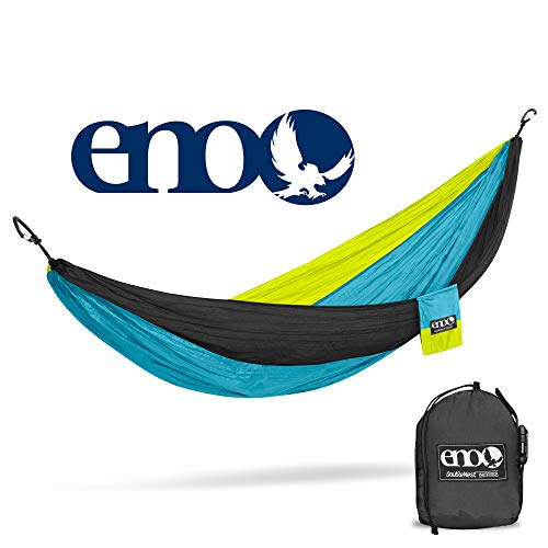 ENO - Eagles Nest Outfitters DoubleNest Hammock, Portable Hammock for Two for Outdoor Camping, Special Edition Colors, CDT