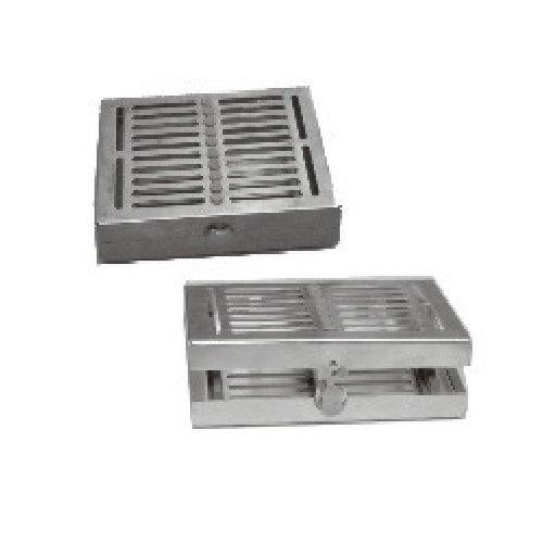 comdent 28 –  2416 –  5 bandeja de cassette esterilizació n para 5 instrumentos, 185 x 70 x 35 mm 185x 70x 35mm Commic International Limited 28-2416-5