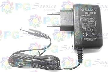 Black & Decker: cargador, transformador, fuente de ...