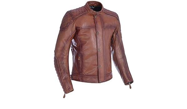 Amazon.com: Oxford Hampton Mens Classic Premium Leather ...