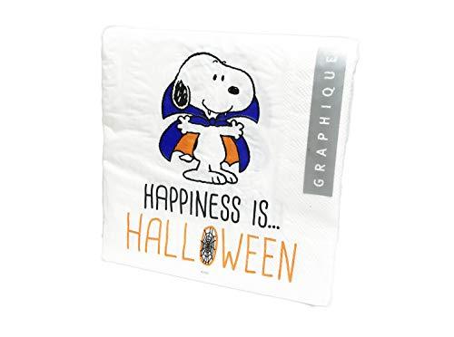Happiness is Halloween Vampire Snoopy 40 Pack 3