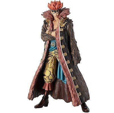 Banpresto One Piece 6.7'' Eustass Kid DXF Figure, The Grandline Men Volume 7
