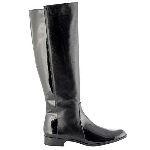 De Exclusif Paris Laarzen Voor Dames & Enkellaars Zwart