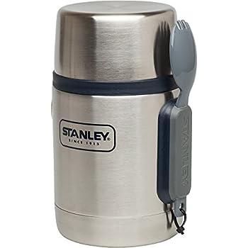 Stanley 10-01287-021 Adventure Vacuum Food Jar, Stainless Steel, 18 Oz 1