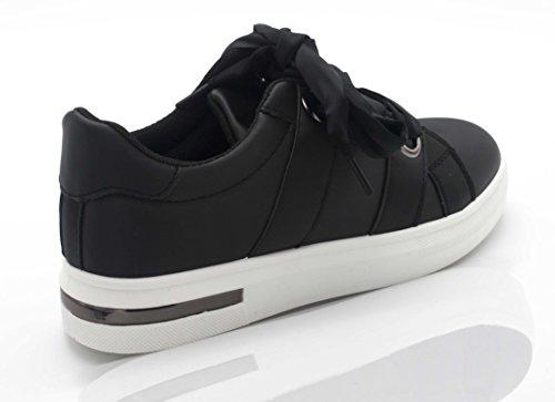 Nero Donna Donna Fashion Fashion Oui Oui Sneaker Sneaker Nero 8wRqO0Cx