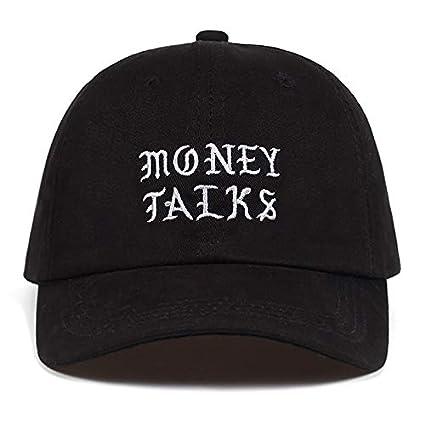 AAMOUSE Baseball Cap Money Talks Dad Hat Golf Tyler The Creator Snapback Casquette Bone Gorras Baseball