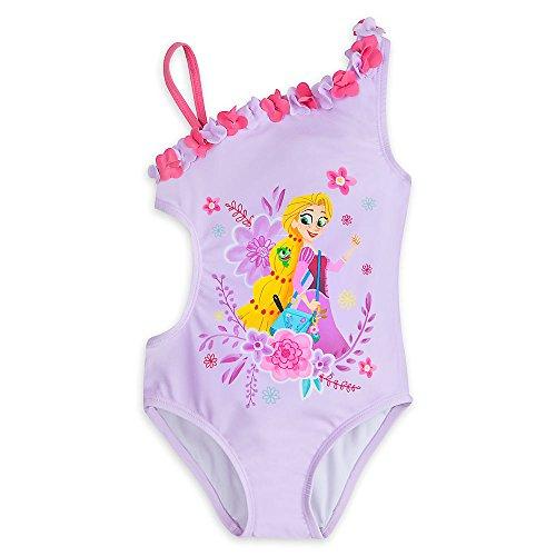 Disney Rapunzel Swimsuit For Girls