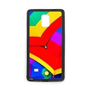 Unique And Diy Note4 Case Design Colourful Umbrella Samsung Galaxy Note 4