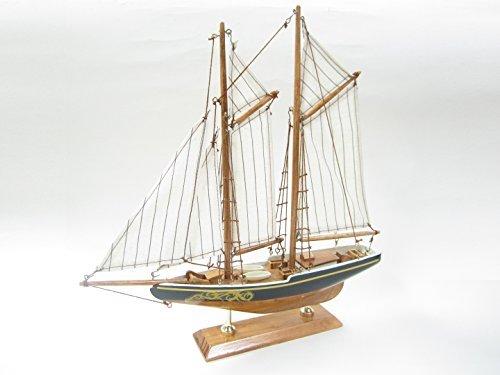 Bluenose Starter Boat Kit: Build Your Own Wooden Model Ship by Tasma