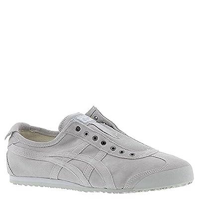 Onitsuka Tiger Unisex Mexico 66 Slip-on Shoes D7L1L, Glacier Grey/Glacier Grey, 7 M US