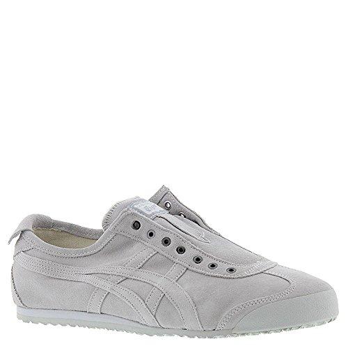 (Onitsuka Tiger Unisex Mexico 66 Slip-on Shoes D7L1L, Glacier Grey/Glacier Grey, 8 M US)